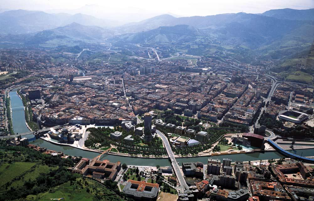 Bilbao, el techo del mundo