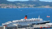 vista previa del artículo El Queen Elizabeth II de nuevo en Getxo