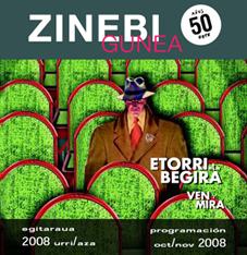 Cartel oficial de ZINEBI