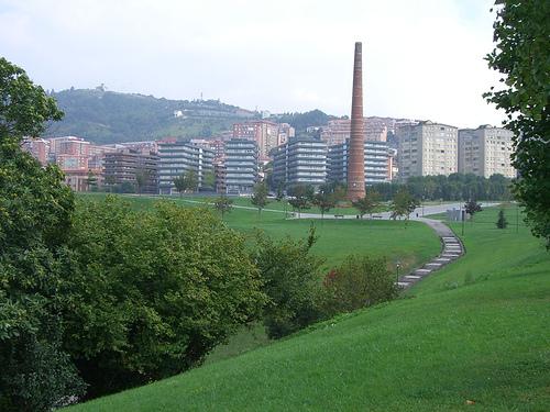 Parques y jardines en bilbao - Jardines de bilbao ...
