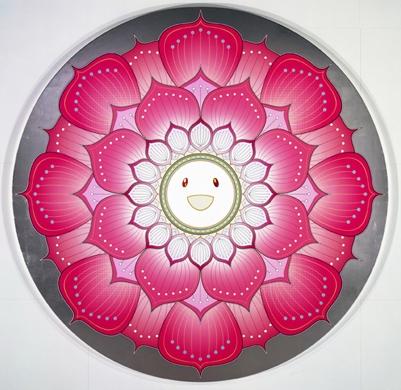 Flor de loto (rosa), 2008