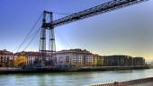 vista previa del artículo El transbordador de Vizcaya