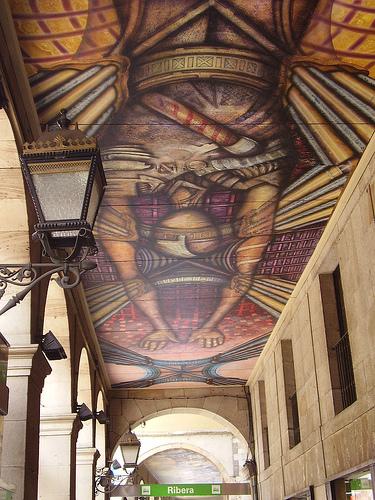 Arcos de la Ribera