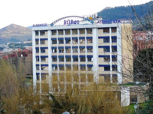 Albergue juvenil en Bilbao