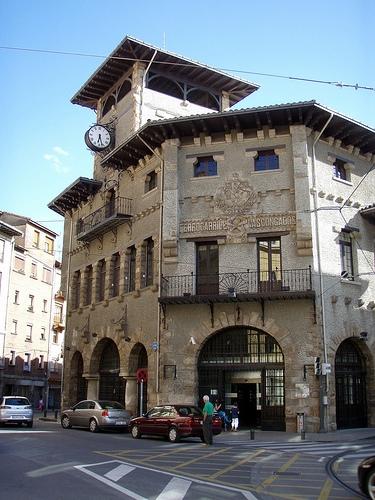 Estación Atxuri