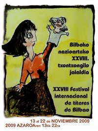 cartel-festival-bilbao-2009