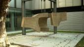 vista previa del artículo Otras esculturas abstractas que embellecen las plazas