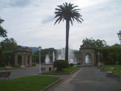 Visitando parques y jardines de bilbao for Jardines de bilbao