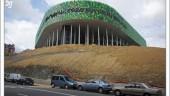 vista previa del artículo Se inauguró el Palacio de los Deportes de Miribilla