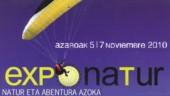 vista previa del artículo Exponatur 2010: turismo activo, naturaleza y aventura