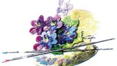 vista previa del artículo Primero de Mayo, de la primavera y los pintores en los Jardines de Albia
