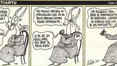 vista previa del artículo Recuerdo a Eguillor en el Café La Granja