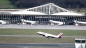 vista previa del artículo El aeropuerto de Bilbao incrementa el número de viajeros