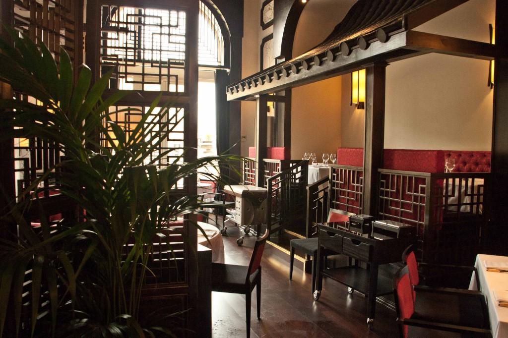 La cocina china de lujo llega a san sebasti n - Cocinas san sebastian ...