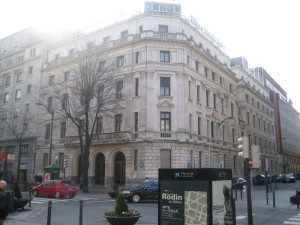 El edificio de la bbk se convertir en la oficina de for Oficinas turismo bilbao