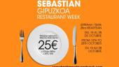 vista previa del artículo Vuelve San Sebastián Restaurant Week