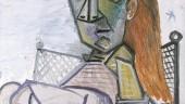 vista previa del artículo «L'Art en guerre. Francia, 1938 – 1947: de Picasso a Dubuffet» en el Guggenheim Bilbao