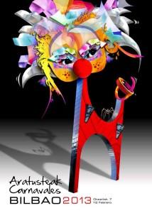 cartel carnavales 2013