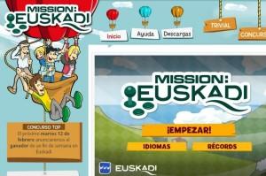 videojuego Mission Euskadi