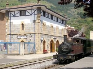 Azpeitia,Museo del Ferrocarril