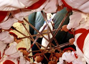 MARKINA. Bizkaia (E) ESPATADANTZA de San Miguel de ARRETXINAGA