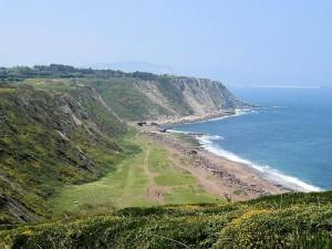 playa azkorri