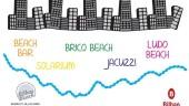 vista previa del artículo Bilbao contará este fin de semana con una playa en la Ría