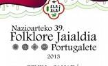 vista previa del artículo 39ª edición del Festival Internacional de Folklore de Portugalete