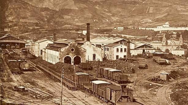 La antigua anteiglesia de abando es la protagonista del - Bilbao fotos antiguas ...