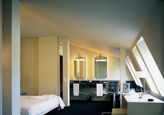 Habitación Hotel Miró Bilbao
