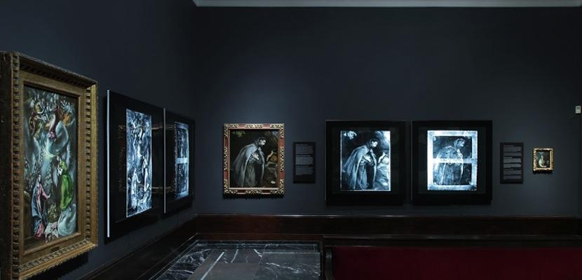 Los Grecos del Museo