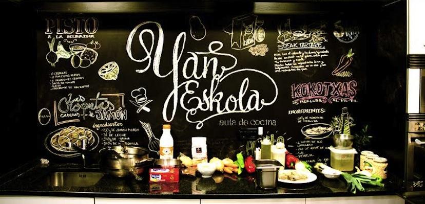cursos de cocina en Yandiola