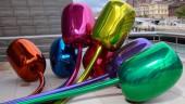 vista previa del artículo Jeff Koons en el Guggenheim Bilbao