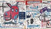 vista previa del artículo Exposición sobre Jean – Michel Basquiat en el Museo Guggenheim Bilbao